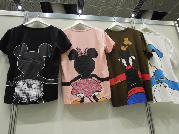 みんなでつながるディズニーTシャツ2