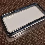 iPhone5用バンパーケースをちょこっと改造してみた!