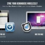 """Macでも使えるリマインダーアプリ""""Due""""でiPhoneと同期してみた!"""