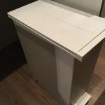 マンション暮らしにおすすめ!KEYUCA(ケユカ)のシンプルだけど多機能なゴミ箱を購入してみた!