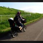 パナソニックの電動自転車「Gyutto mini(ギュットミニ)DX」に乗って久しぶりのサイクリングに行ってみた!