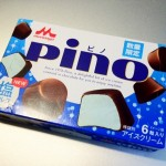 期間限定アイス「ピノ 塩ミルク」を食べてみた